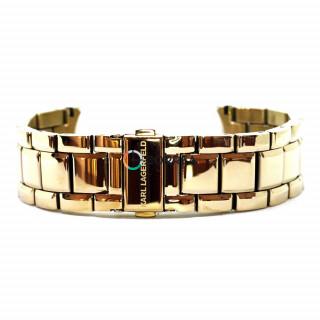 Браслет для годинника Karl Lagerfeld KL1019 золото BKL-001