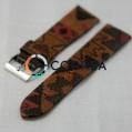 Ремешок из телячьей кожи Bandco с орнаментом RBC-001 - 1