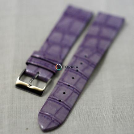 Ремешок из телячьей кожи Bandco фиолетовый RBC-005 - 4