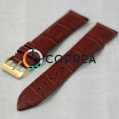 Ремешок из телячьей кожи Bandco коричневый RBK-003 - 1