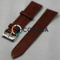 Ремінець з телячої шкіри Bandco коричневий RBK-016 - 1
