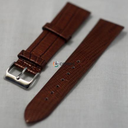 Ремінець з телячої шкіри Bandco коричневий RBK-016 - 4