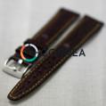 Ремешок из телячьей кожи Bandco коричневый RBK-017 - 1