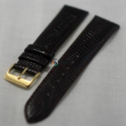 Ремешок из телячьей кожи Bandco коричневый RBK-019 - 4