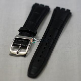Ремінець шкіряний для годинника Swatch RS-001
