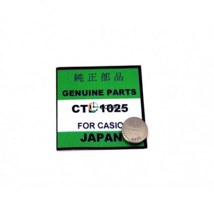 Акумулятор Casio CTL1025 BA-004 - 3