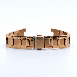 Браслет для часов Alexandre Christie красное золотоBAС-002