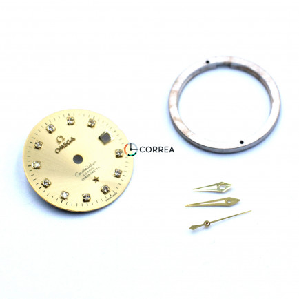 Корпус для часов Omega Constellation сталь KOM-007 - 11