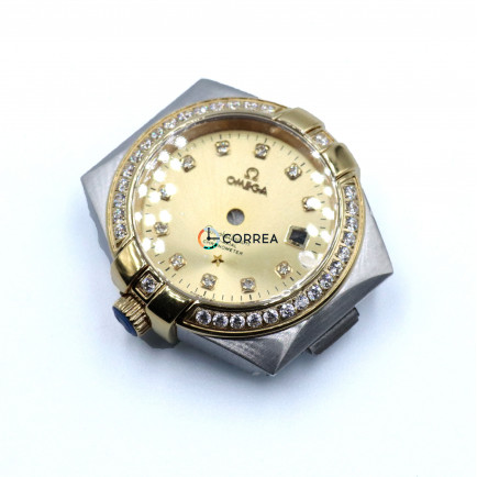 Корпус для часов Omega Constellation сталь KOM-007 - 16