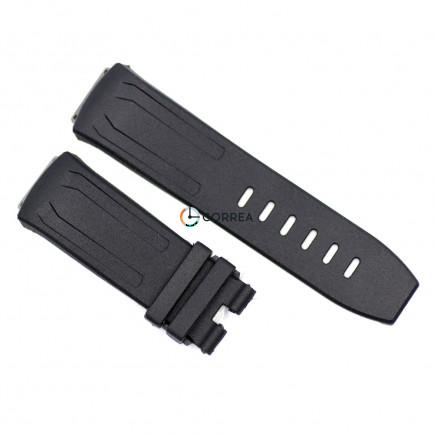 Ремешок для часов Audemars Piguet Royal Oak Concept черный RKАР-004 - 6