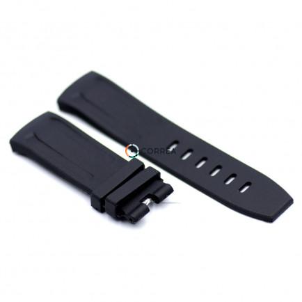 Ремешок для часов Audemars Piguet Royal Oak Concept черный RKАР-004 - 10
