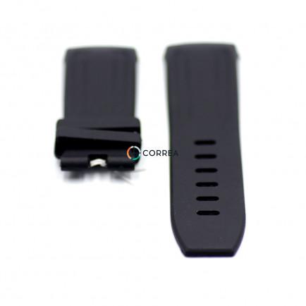 Ремешок для часов Audemars Piguet Royal Oak Concept черный RKАР-004 - 7