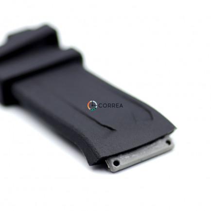 Ремешок для часов Audemars Piguet Royal Oak Concept черный RKАР-004 - 8
