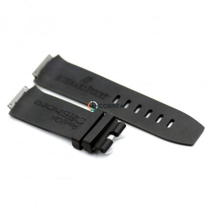 Ремешок для часов Audemars Piguet Royal Oak Concept черный RKАР-004 - 9