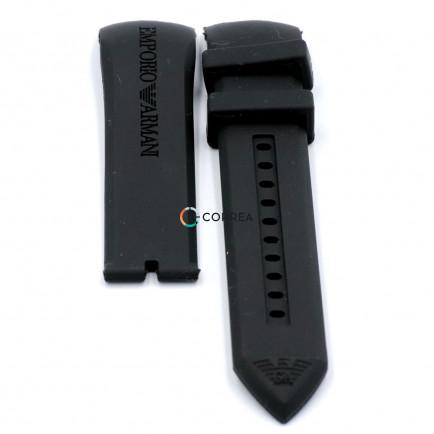 Ремешок для часов Armani AR5979 AR5985 черный RKА-003 - 10