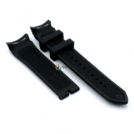 Ремешок для часов Armani AR5979 AR5985 черный RKА-003 - 9