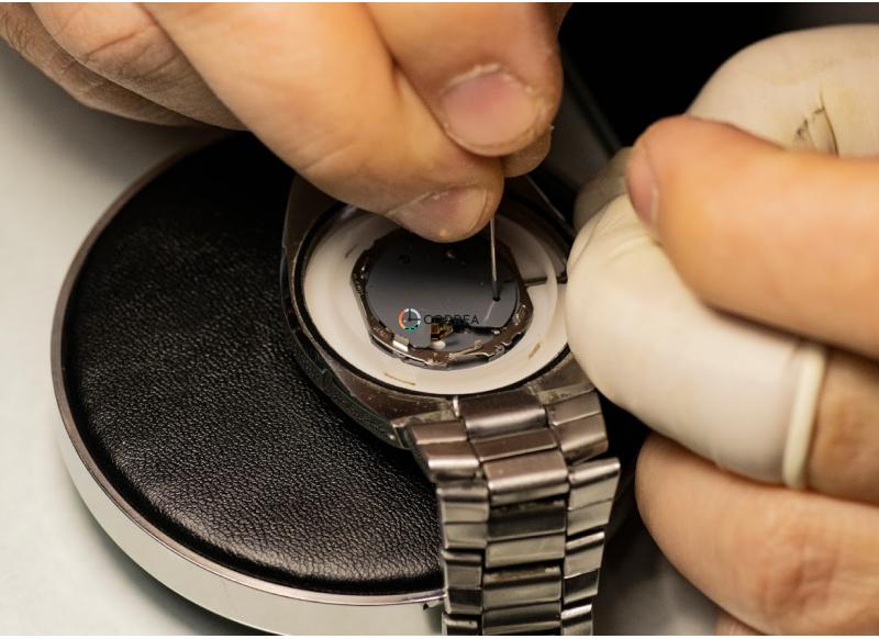 Романсон в замены часах стоимость батарейки сейко часы стоимость фирмы