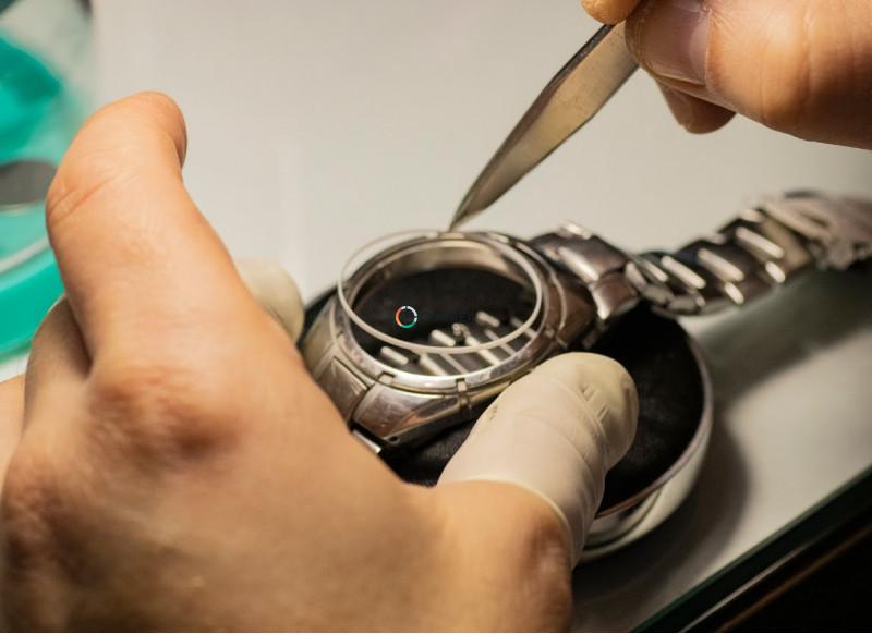 Часах замена стекла стоимость на часы romanson стоимость